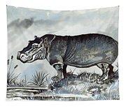 Hippo Tapestry