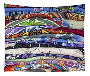 His Tshirt Collection Tapestry