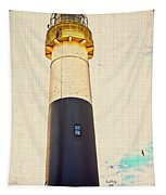 Historic Absecon Lighthouse Tapestry