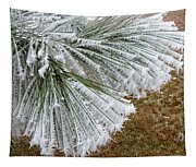 Hoarfrost 4 Tapestry