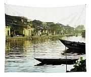 Hoi An Dawn 01 Tapestry