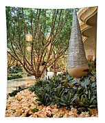 Holiday Lights - Wynn Hotel Tapestry