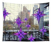 Holiday Stars Tapestry