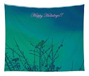 Holiday With Nature Tapestry