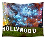 Hollywood 2 - Home Of The Stars By Sharon Cummings Tapestry