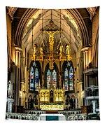Holy Cross Tapestry
