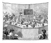 Home Economics Class, 1886 Tapestry