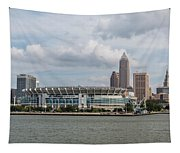 Home Of The Browns Tapestry