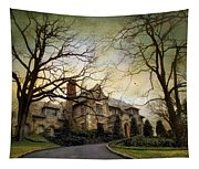 Home On A Hill Tapestry