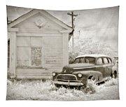 Homeless Tapestry