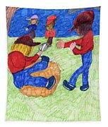 Homerun Tapestry