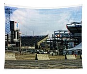 Homes Of The New England Patriots  Tapestry