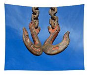 Hooked - Photography By William Patrick And Sharon Cummings Tapestry