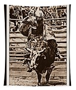 Hooves In The Air Tapestry