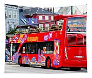 Hop On And Hop Off Bus In Bergen Tapestry