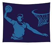 Hornets Shadow Player2 Tapestry