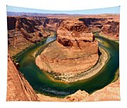 Horseshoe Bend - Nature's Awesome Work Tapestry