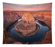 Horseshoe Dawn Tapestry