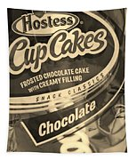 Hostess Cupcakes In Sepia Tapestry