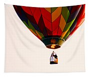 Hot Air Balloon Tapestry