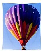 Hot Air Ballooning In Vermont Tapestry
