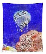Hot Air Balloons Photo Art 04 Tapestry
