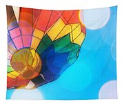 Hot Air Bokeh Tapestry