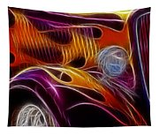 Hot Ford 2 Tapestry
