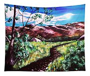 Hot Summer Day Tapestry
