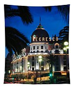 Hotel Negresco Tapestry