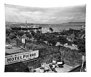 Hotel Pierre Dun Laoghaire 1958 Tapestry