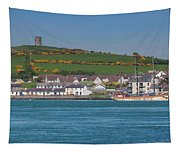 House In A Town, Portaferry Tapestry