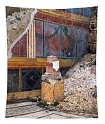 House Of The Silver Wedding, Damaged Tapestry