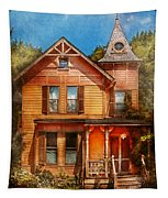House - Victorian - The Wayward Inn Tapestry