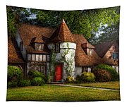House - Westfield Nj - Fit For A King Tapestry