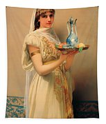 Housemaid  Tapestry