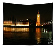 Houses Of Parliament - London Tapestry