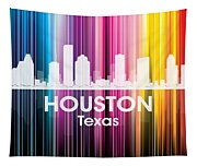 Houston Tx 2 Tapestry