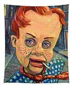 Howdy Von Doody Tapestry