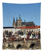 Hradcany - Prague Castle Tapestry