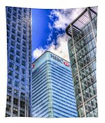Hsbc Tower London Tapestry