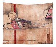 Hu 16 Albatross Tapestry