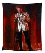 Huey Lewis-fractal Tapestry