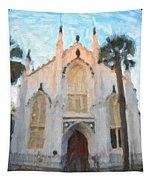 Huguenot Church Tapestry