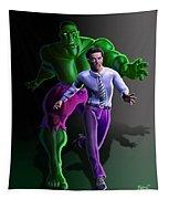 Hulk - Bruce Alter Ego Tapestry