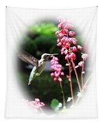 Hummingbird 2 Tapestry