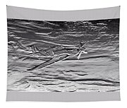Hurricane Fighter Plane Relief Tapestry