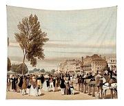 Hyde Park, Towards The Grosvenor Gate Tapestry