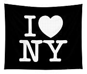I Love New York Tapestry