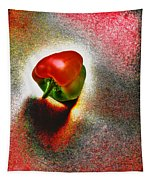 I Vote For A Really Hot Sweet Pepper Tapestry